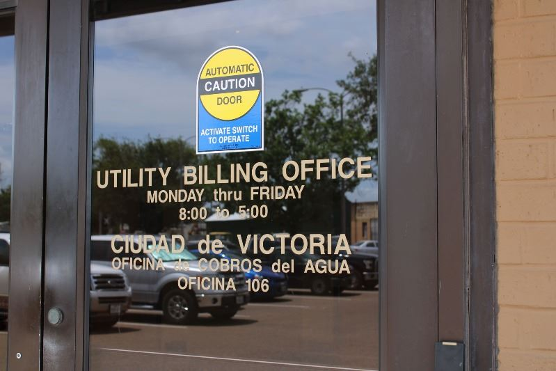 Utility Billing Office exterior